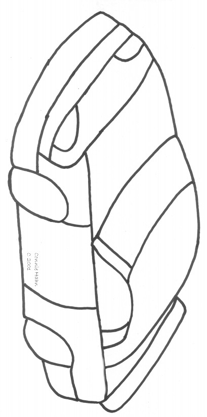Electric Car Coloring Pages : Free transportation patterns for stained glass